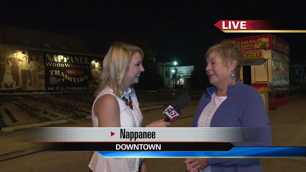 Nappanee Apple Festival starts Thursday